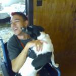 môj úžasný psík a ja