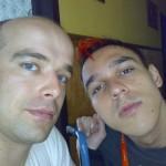 Ja a kamarát Maroš